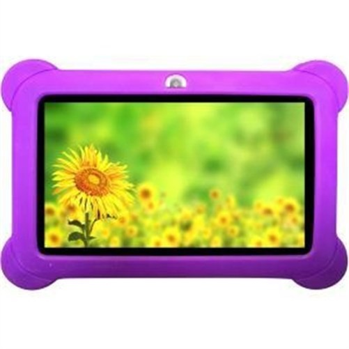 """Myepads Zeepad 7"""" 4GB Kids Tablet with Silicone Case - Purple"""
