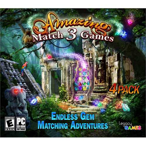 Endless Gem Matching Adventures PC