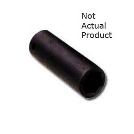 K Tool 38221 Impact Socket, 1/2