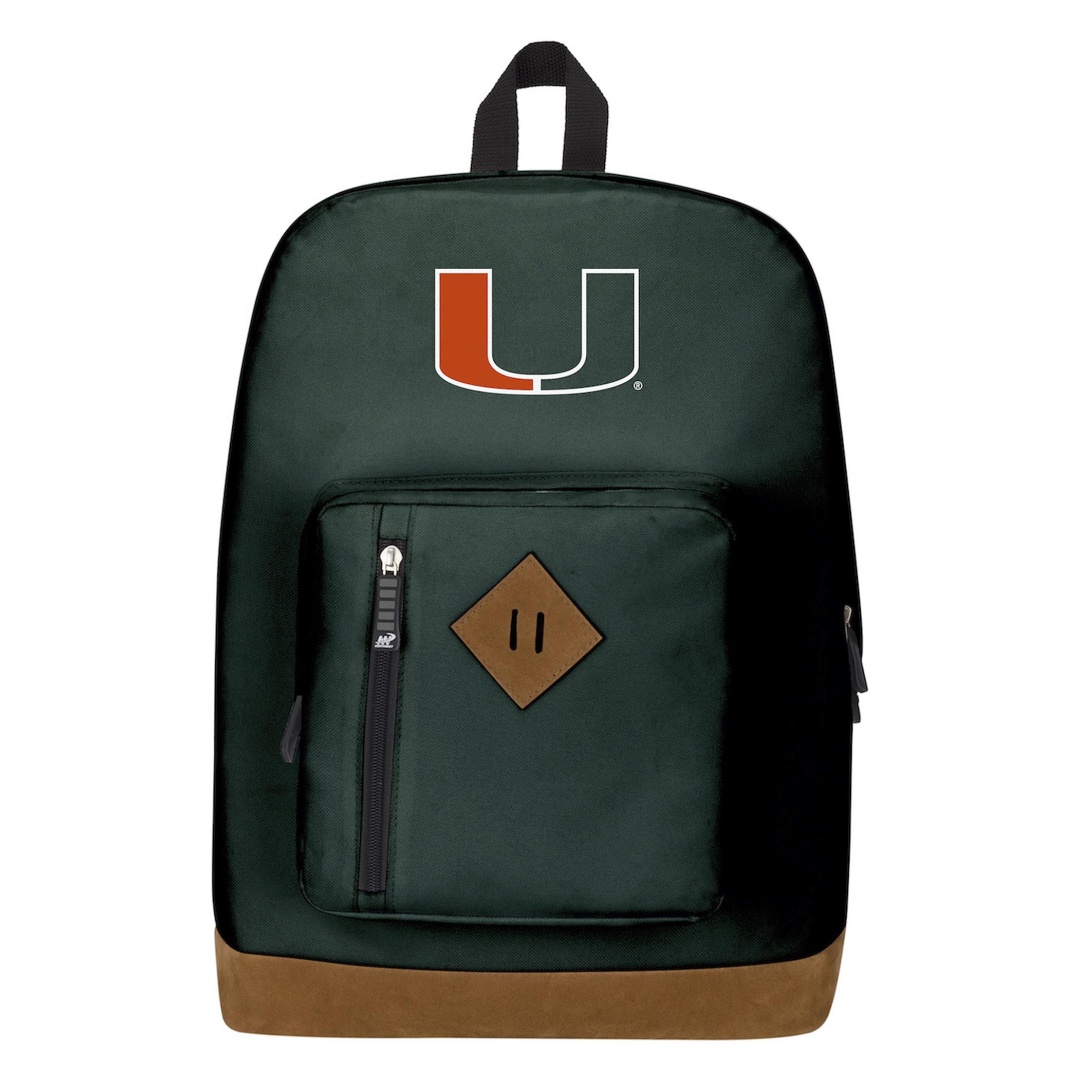 "Miami Hurricanes ""Playbook"" Backpack"