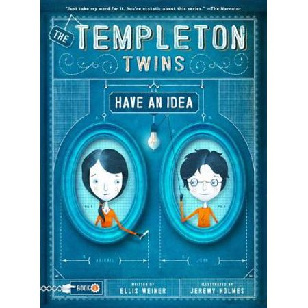The Templeton Twins Have an Idea - eBook - Twin Halloween Ideas