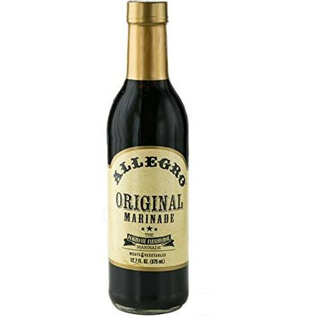 New Original Allegro - ALLEGRO Original Marinade 12.7 oz (Pack of 2)