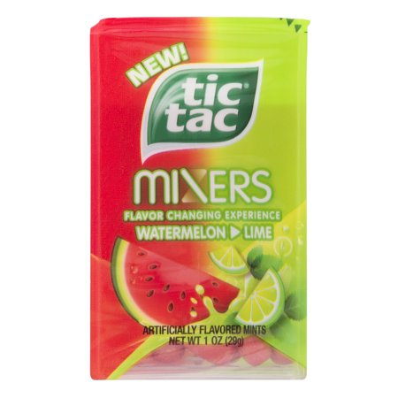 Tic Tac Mixers Watermelon Lime Tic Tac Mixers Watermelon Lime.