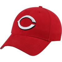 big sale d5b4f 6b1c6 Product Image Cincinnati Reds Fan Favorite Basic Adjustable Hat - Red - OSFA