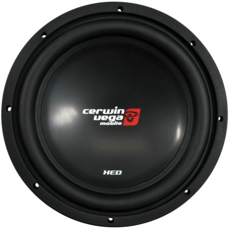 CERWIN VEGA XED12 XED 1000 Watts Max 12-Inch SVC Woofer 4 Ohms CERWIN VEGA XED12 XED 1000 Watts Max 12-Inch SVC Woofer 4 Ohms