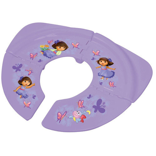 Dora The Explorer Portable Potty Seat