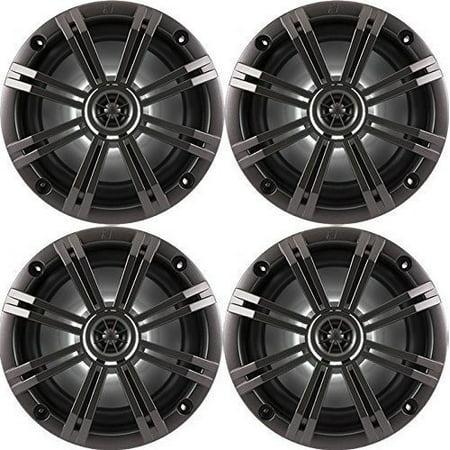 2- Pair (4-Speakers) Kicker 6.5