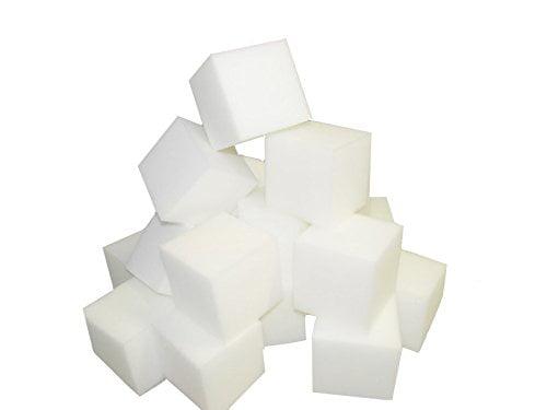 "Foam Pits Blocks Cubes 20 pcs. 5""x5""x5"" (1536) Flame Retardant Pit Foam Blocks For Ninja Obstacle Course,... by"