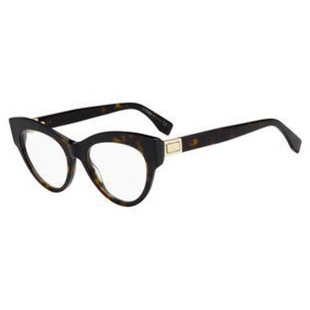 Fendi Black Lens (Eyeglasses Fendi Ff 273 0807)