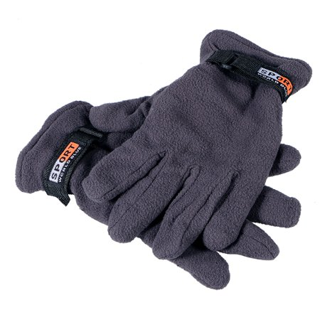 Thermal Snow - TSV Outdoors Winter Snow & Ski Gloves - Designed for Skiing, Snowboarding, Shredding, Shoveling & Snowballs - Waterproof, Windproof Thermal Shell & Synthetic Leather Palm - Fits Men & Women