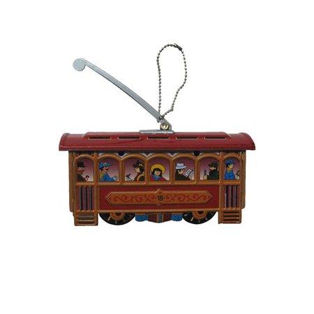 Alexander Taron Collectible Cablecar Tin (Alexander Taron Tin Lever)