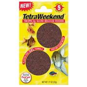 Tetra Weekend Tropical Slow Release Feeder Fish Food, .85 oz