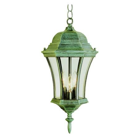Trans Globe 4505 Hanging Lantern - 9W - Globe Lanterns