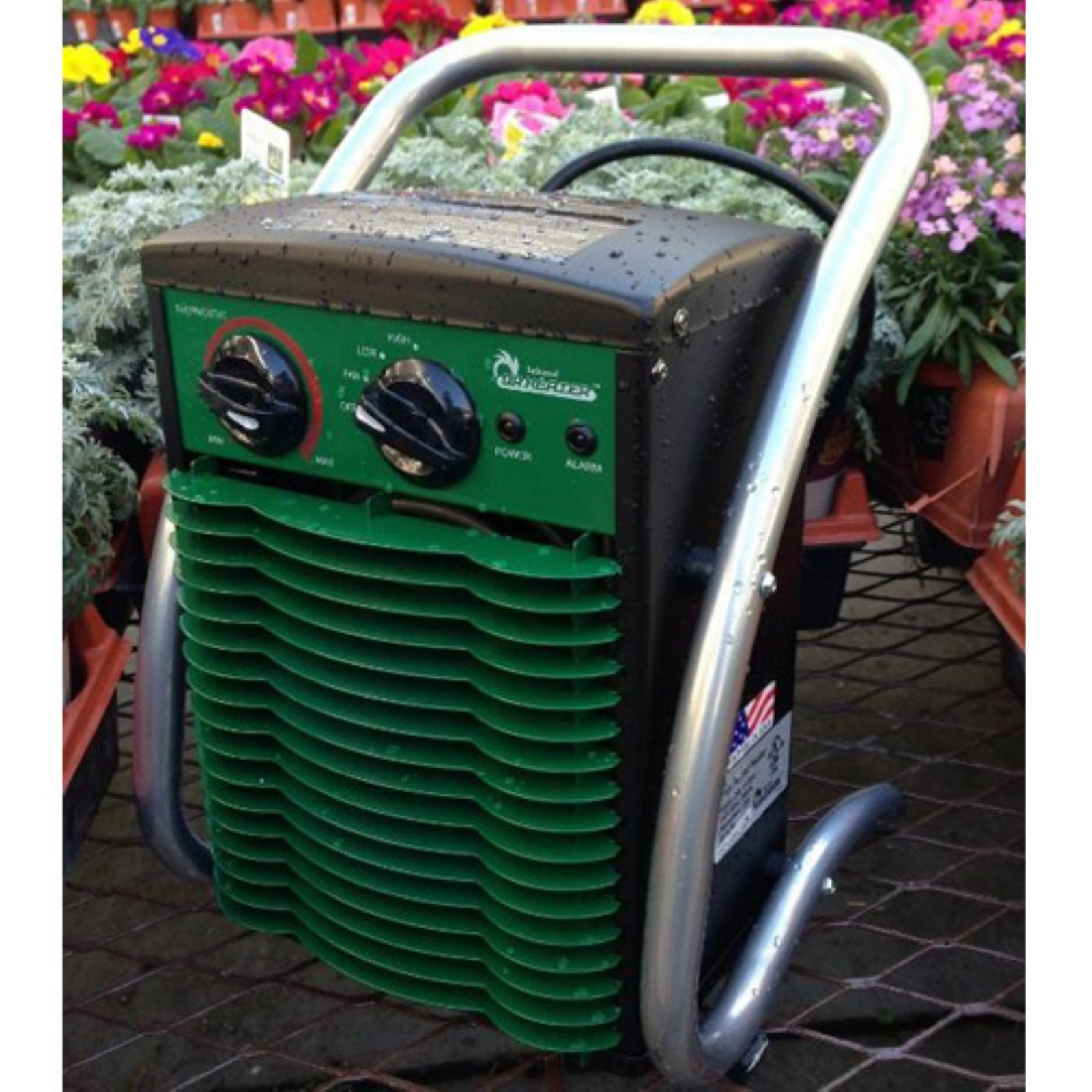 Dr. Infrared Heater DR-218 Greenhouse Heater, 3000W