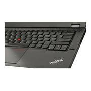 """Lenovo ThinkPad T440p 20AN - Core i5 4210M / 2.6 GHz - Win 7 Pro 64-bit - 4 GB RAM - 500 GB HDD - DVD-Writer - 14"""" 1366 x 768 ( HD ) - HD Graphics 4600 - WWAN upgradable"""
