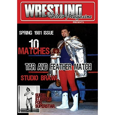 Wrestling Video Magazine: Spring 1981 (DVD)