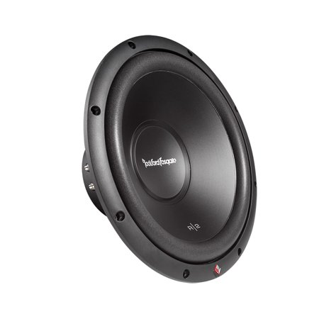Rockford Fosgate 12 Inch 500W 2-Ohm DVC Car Audio Power Subwoofer Sub |