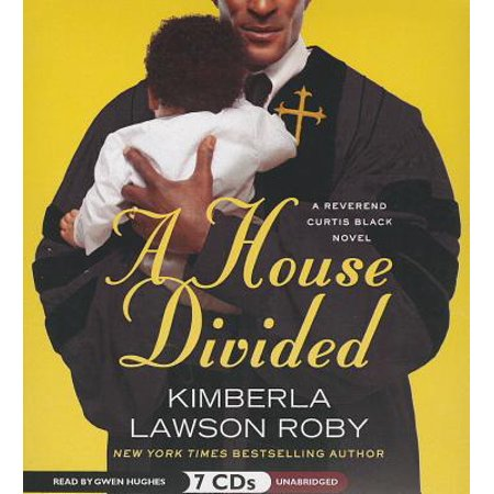 Reverend Curtis Black Novels: A House Divided - Curtis Richards Halloween Book
