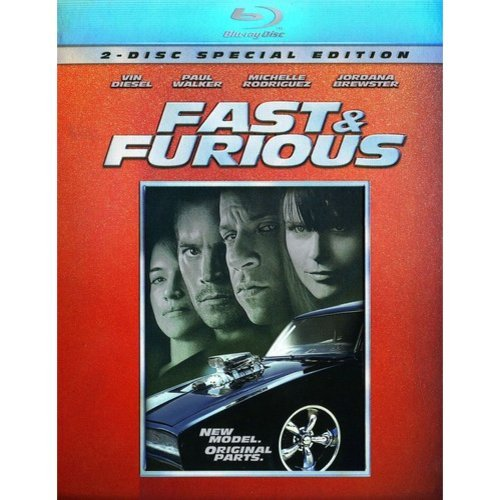 Fast & Furious (Blu-ray) (Special Edition) (With INSTAWATCH) (Widescreen)