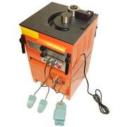 """Portable 1"""" (25MM) REBAR BENDING BENDER CUTTING CUTTER Electric 110V 1600 Watt"""