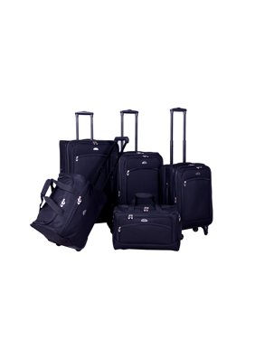 South West Collection 5-Piece Luggage Set