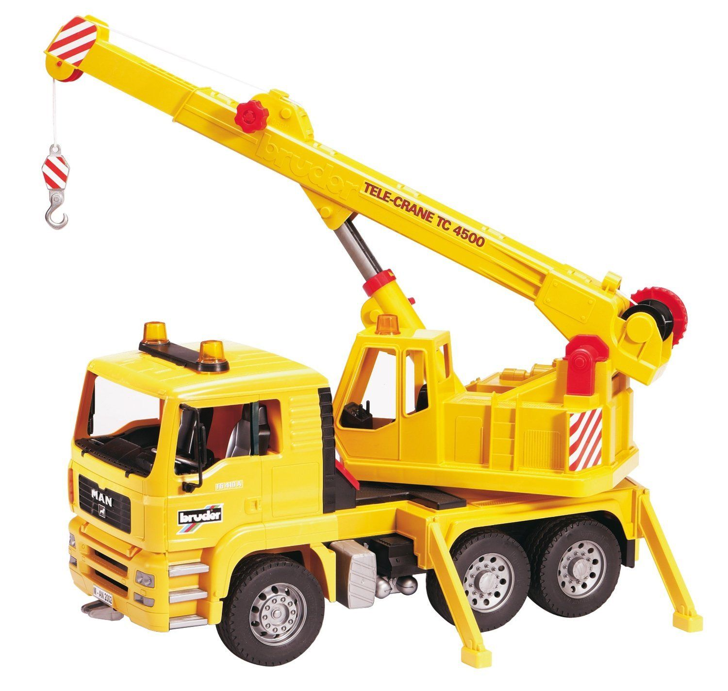 Bruder Toys MAN Crane truck (without Light and Sound Module)