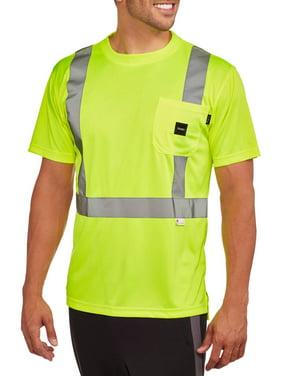 Men's Hi-Vis ANSI II Short Sleeve Performance Tee