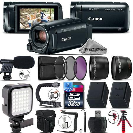 Canon VIXIA HF R800 Camcorder - Kit B5