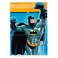 Batman Party Favor Treat Bags, 8ct