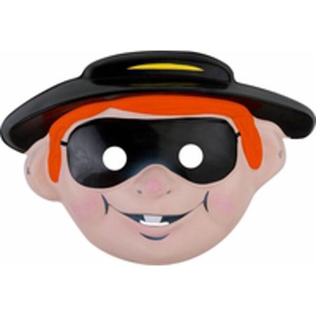 McDonald's Hamburglar PVC Mask (Mcdonald's Japan Halloween)