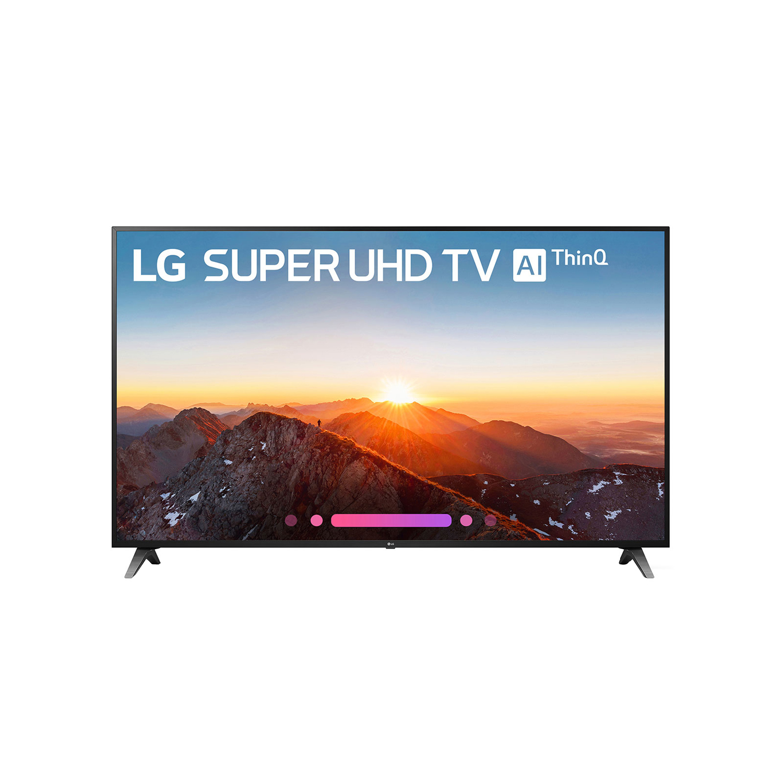 Refurbished LG 75 in. 4K HDR Smart LED SUPER UHD TV W/ AI ThinQ