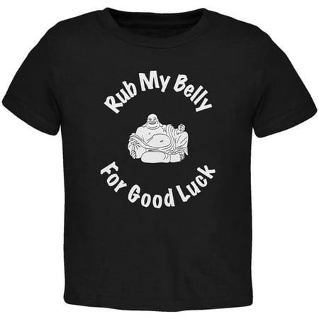 Good Luck Items (Buddha Rub My Belly Good Luck Black Toddler)