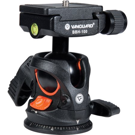 Vanguard Bbh 100 Tripod Ball Head With Quick Release With Accessory Kit For Dslr Cameras