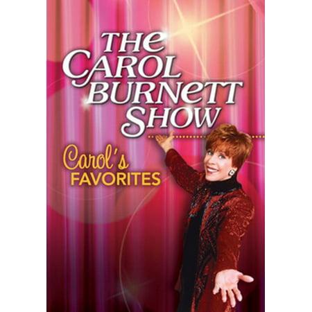 The Carol Burnett Show: Carol's Favorites (DVD) (Best Of Carol Burnett)