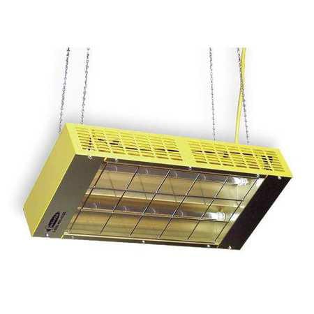 Electric Heater,BtuH 19,449/9554,240V FOSTORIA CH-6424-1C