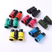 Plastic Kids Binoculars Telescope Maginification For Kids Outdoor Games Boys Toys Gift