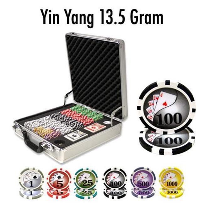 Bry Belly CSYY-500CG 500 Ct - Pre-Packaged - Yin Yang 13. 5 G - Claysmith