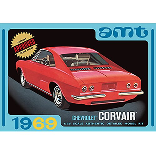 1/25 1969 Chevy Corvair