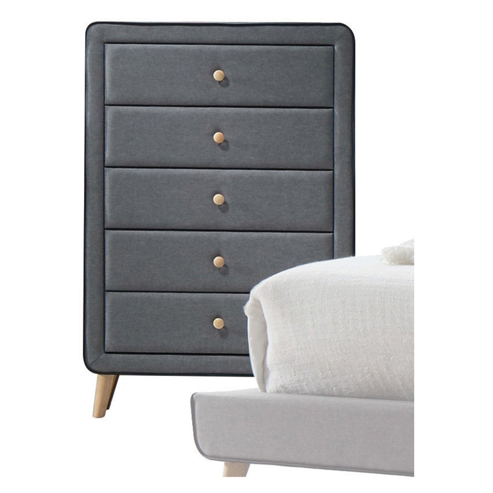 Acme Furniture Valda 5 Drawer Chest
