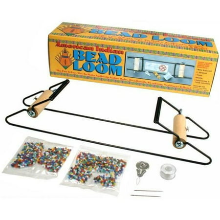 Bead Loom Necklace Jewelry Beading Starter Crafts Kit (Bead Necklaces Wholesale)