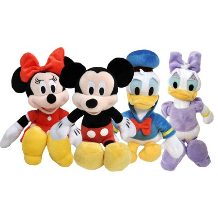 Mickey Minnie Daisy Donald 11