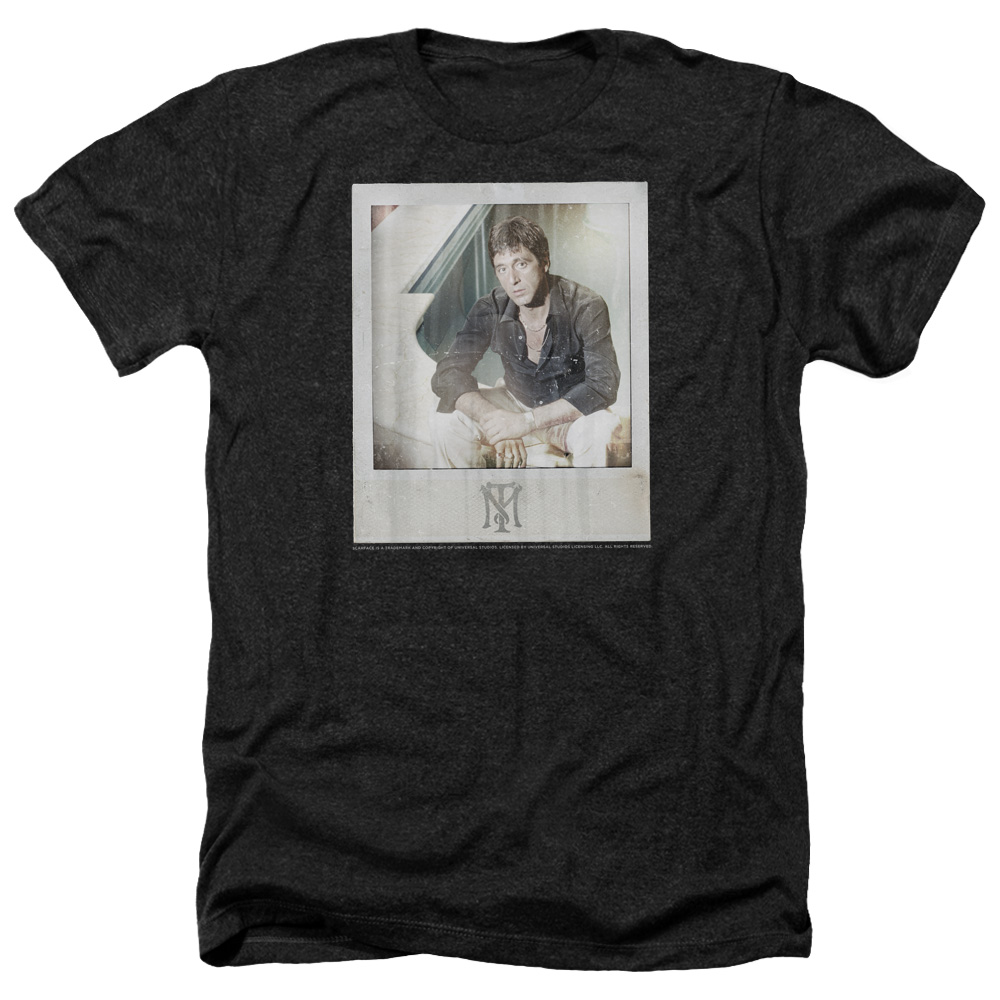 Scarface Off Guard Mens Heather Shirt