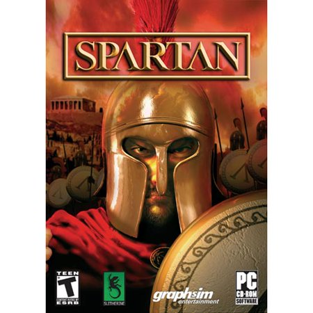 Spartan (PC Game) Master the Ancient World. Take command, develop. Play over a 100 different (Best Games To Play On Computer)