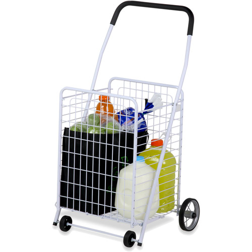 Honey-Can-Do Rolling 4-Wheel Utility Cart