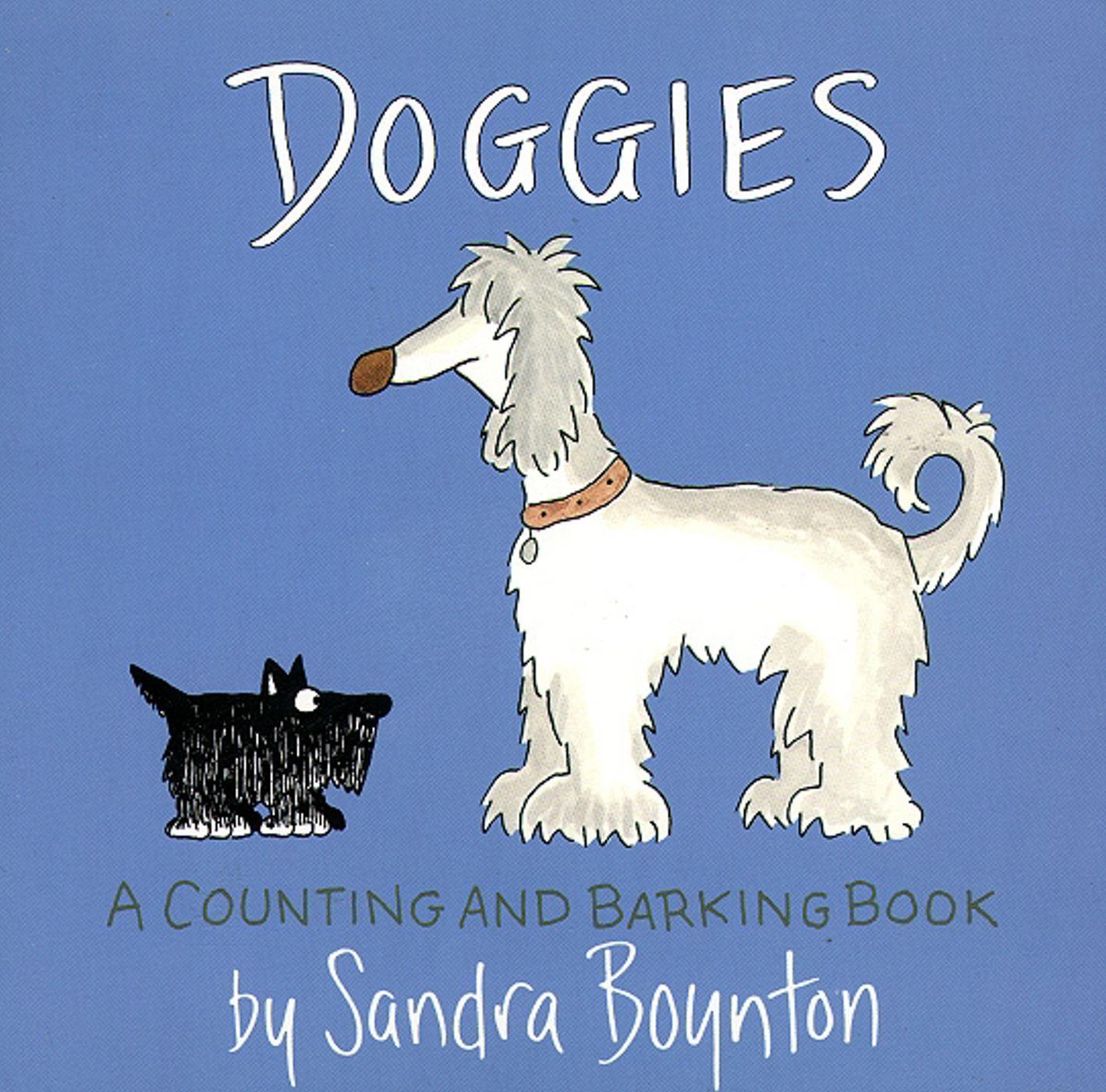 Doggies (Board Book)
