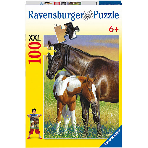 Momma & Colt Puzzle by Ravensburger - 10906