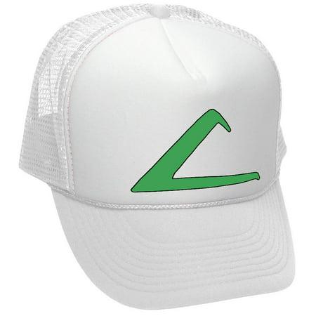 ASH KETCHUM cosplay costume trainer cartoon fun - Unisex Adult Trucker Cap Hat,