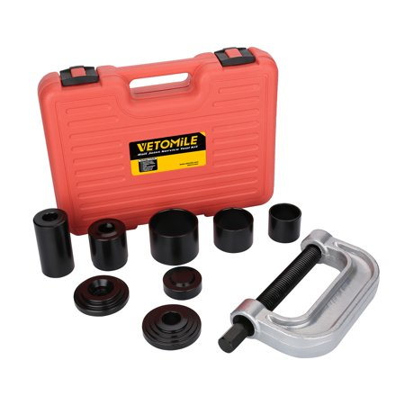 Seperator Kit (ABN Front End Service Tool Kit Ball Joint Separator Pitman Arm Tie Rod Puller )