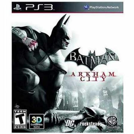 Warner Bros. Batman: Arkham City ()