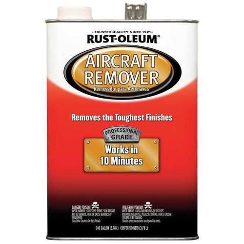 RUST-OLEUM 255447 Aircraft Remover, 1 gal.